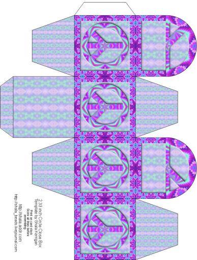 peace-symbol-box-printable-stampabile scatola fai da te simbolo pace